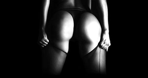 Swingersklubbar - Sexig rumpa
